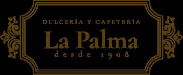 Logo de Dulcería La Palma