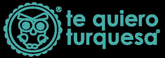 Logo de Te Quiero Turquesa